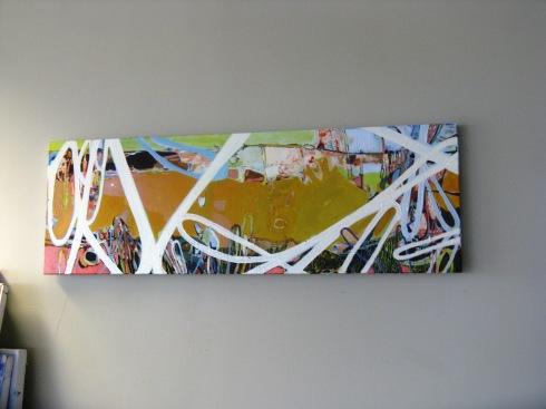 Work in Progress at Christina Foard's Studio