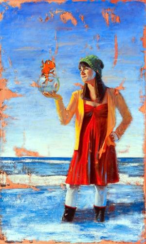 Talking Fish by Deborah Scott