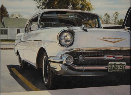 1957 Chevy by Craig Pursley