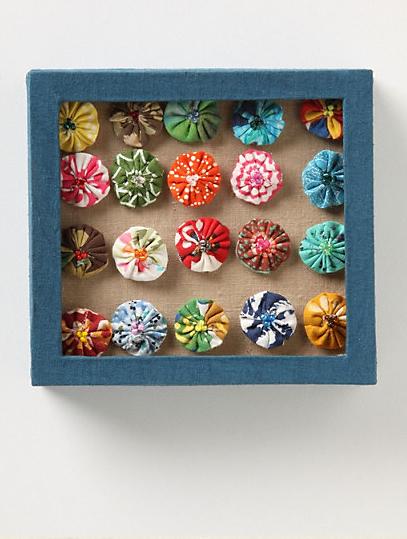 Pinwheel Push Pins