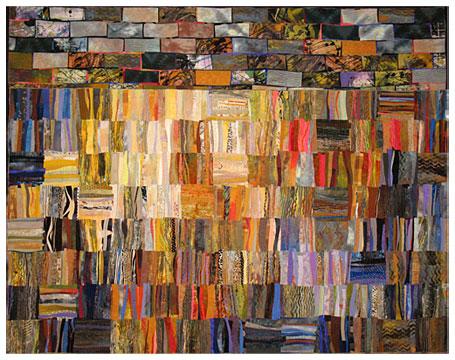 Prairie/Wall I by Sue Benner