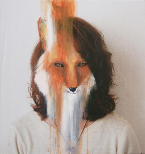 Renard by Charlotte Caron