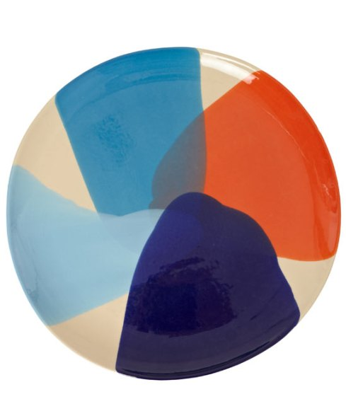 Splash Dinner Plate by Liberty London